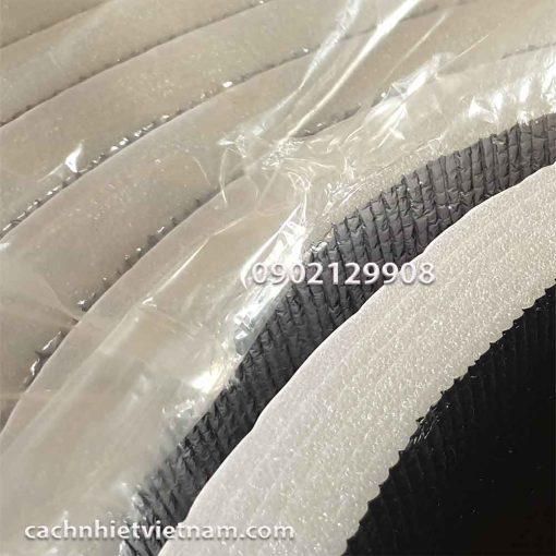 Cuộn xốp cách nhiệt 3cm tráng bạc 2 mặt