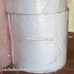 Cuộn xốp chống nóng 15mm có keo dính