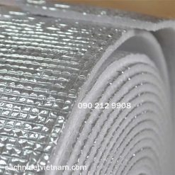 Mút xốp 5mm tráng bạc